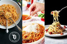 Tak cuma carbonara, 17 kreasi spageti ini wajib kamu coba! Awas ngiler
