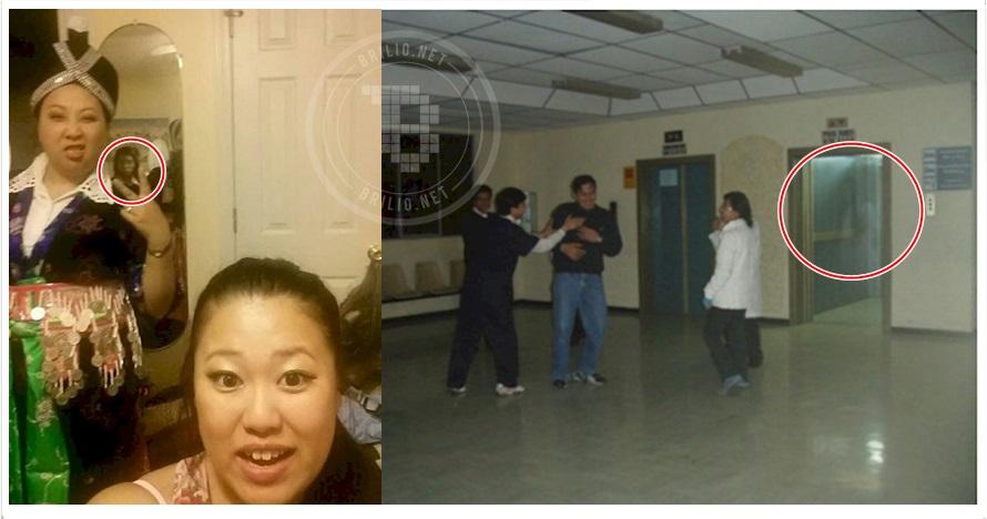 10 Foto bukti penampakan hantu, bikin kamu nggak berani bobok sendiri!