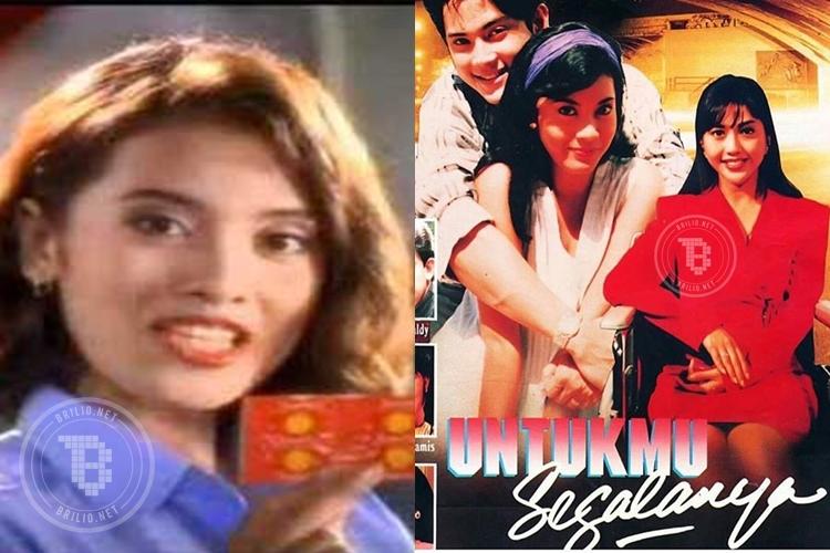 Elma Theana, idola generasi 90an yang tetap awet muda dan makin jelita