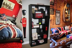 15 Interior rumah bertema London, bikin kamu seperti di Inggris