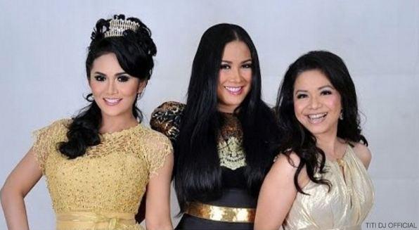 13 Foto transformasi 3 Diva buktikan mereka makin cantik dan kompak