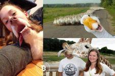 20 Photobomb hewan, dari yang ngerusak momen sampai bikin ketawa