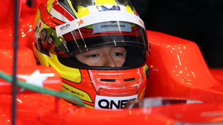 Rio Haryanto bakal start di depan Hamilton pada GP China