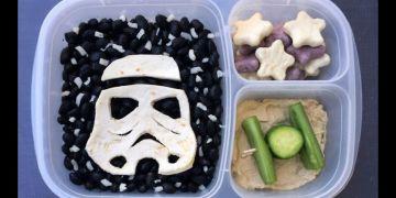7 Bekal 'Star Wars' bikinan ayah ini bikin kamu ikutan ngiler