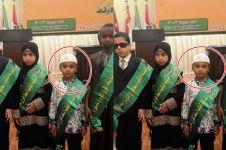 Kenalin Musa La Ode, hafidz cilik yang dipuji Presiden Jokowi