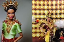 13 Barbie cantik berbusana tradisional Indonesia, kamu pangling nggak?