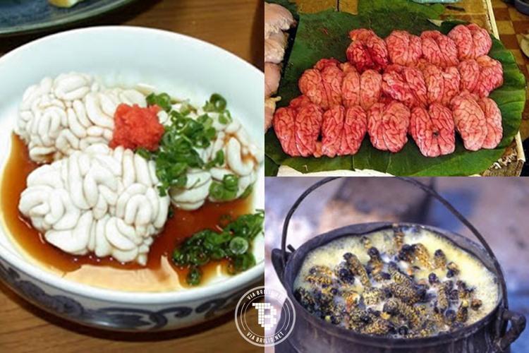 12 Makanan menjijikkan ini dijamin bikin kamu langsung muntah!
