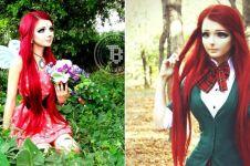 Anastasiya Shpagina, wanita berwajah anime yang dijamin bikin melongo!
