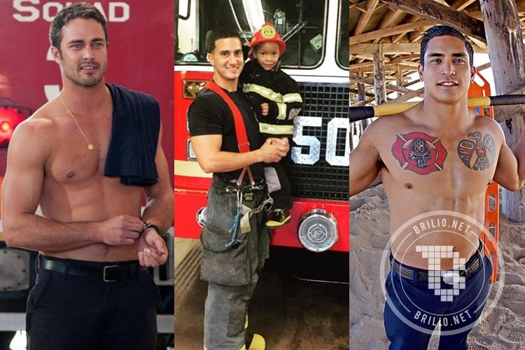 10 Pemadam kebakaran ganteng ini justru bikin hatimu membara, ladies!