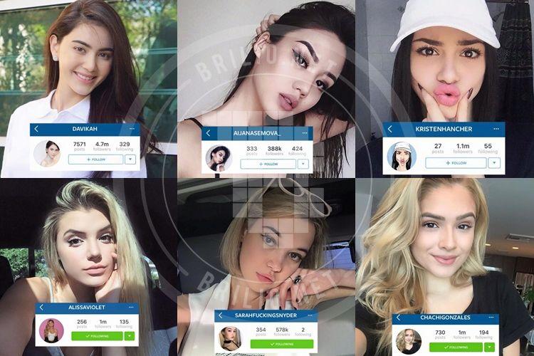 15 Selebgram seksi yang wajib kamu follow, dari Indonesia siapa ya?