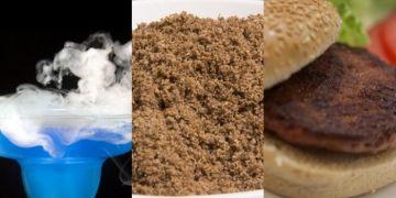 7 Makanan ini dibuat dengan teknologi tinggi, nomor 4 harus kamu coba!