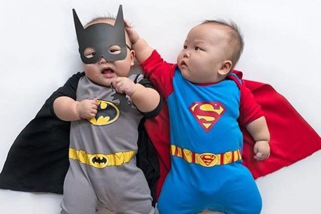 Kelakuan 22 bayi kembar ini bikin kamu ngakak