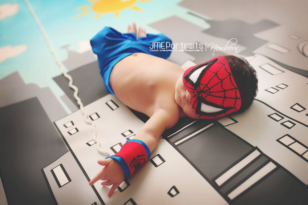 bayi berkostum lucu © 2016 brilio.net