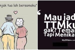 11 Meme rayuan gombal romantis abis,  cewek-cewek bisa lumer seketika!
