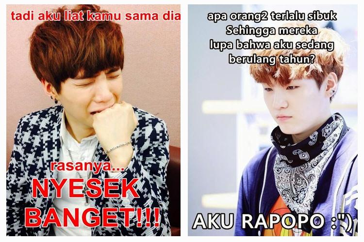 Meme K Pop Dan K Drama Yang Bikin Kamu Ketawa Sekaligus Baper Abis