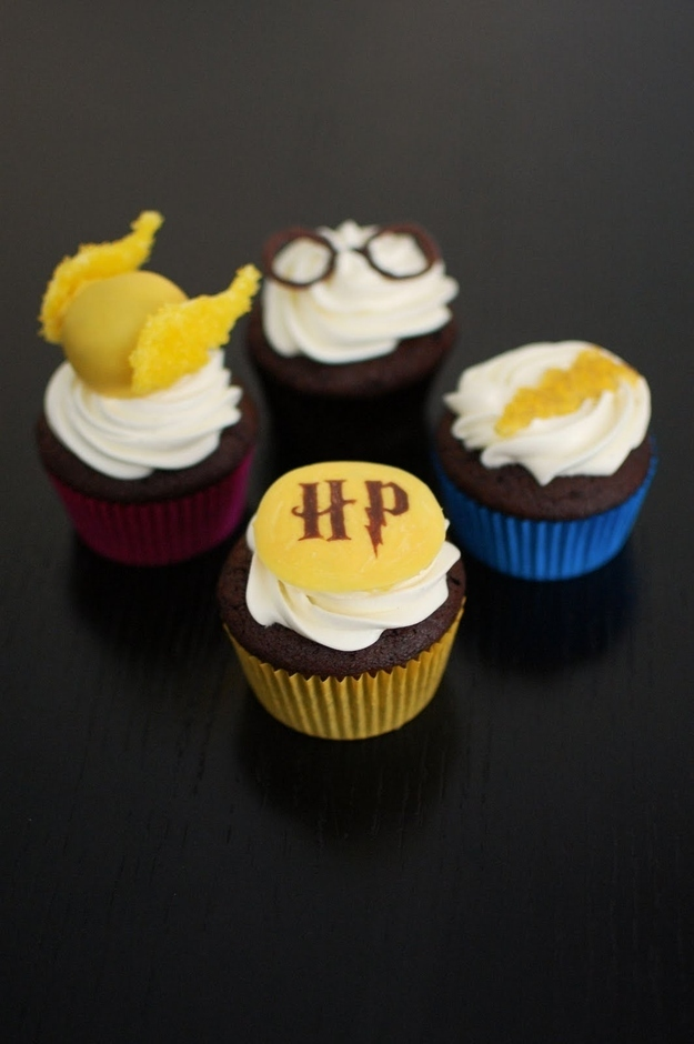 kue Harry Potter © 2016 brilio.net