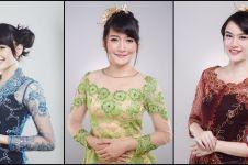 Begini kalau member JKT48 rayakan Hari Kartini, cantiknya minta ampun