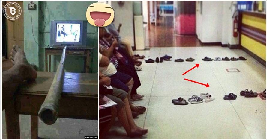 22 Foto ini buktikan orang malas juga punya kreativitas yang tinggi