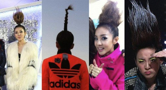 18 Gaya rambut artis K-Pop ini nggak banget, kamu berani meniru?