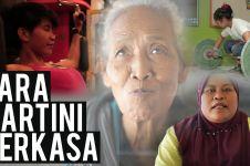Para Kartini perkasa dari buruh gendong sampai fitness model, keren!
