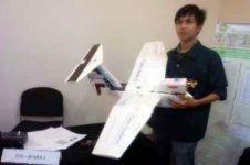 Terinspirasi Elang Jawa, mahasiwa ITB bikin pesawat penjaga laut, top!