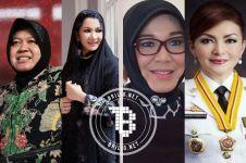 23 Wanita cerdas ini duduki posisi kepala daerah, salut!