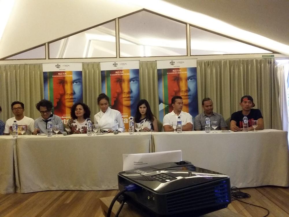 AADC 2 tayang perdana di Yogyakarta, ini alasannya