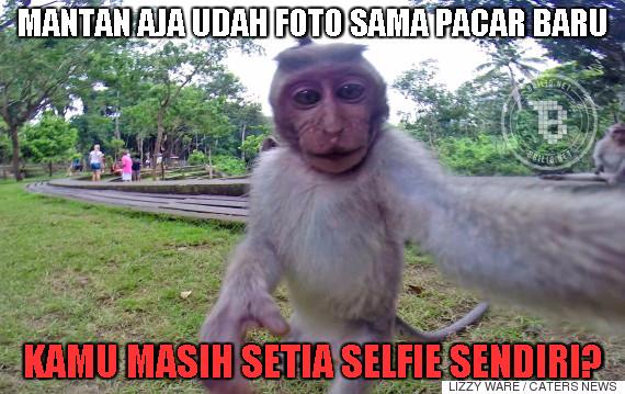 15 Meme selfie yang bikin kamu senyum-senyum sendiri, siap kesindir ya