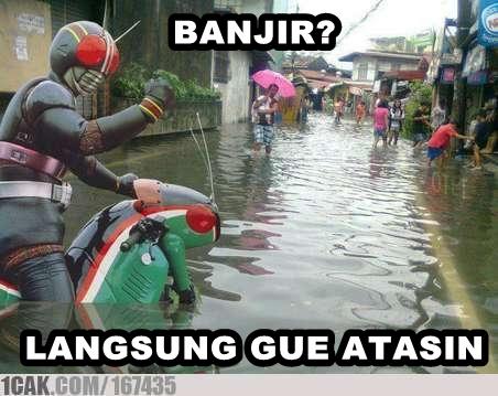 Meme Banjir  Brilio Net