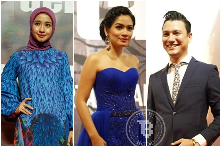 15 Fashion artis di Gala Premiere AADC 2,  ada yang sengaja bikin lho!