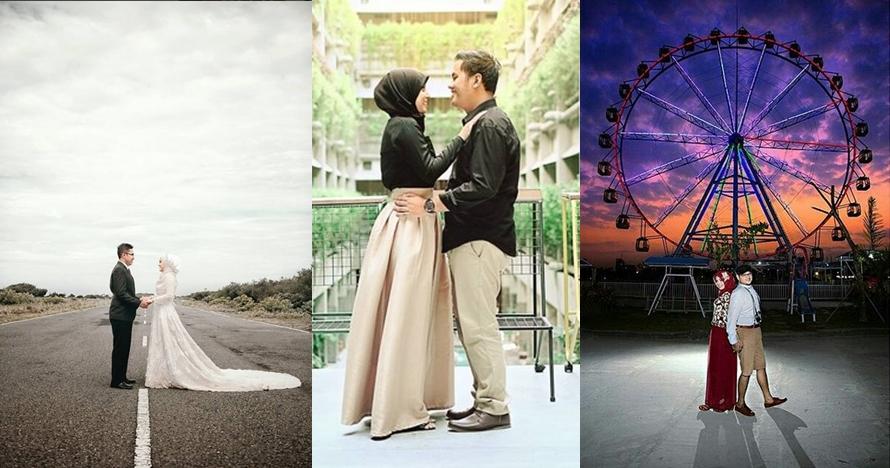 11 Spot paling top buat prewedding di Jogja, jomblo dilarang lihat!