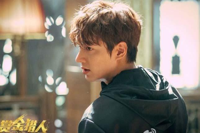 Lee Min Ho obati kerinduan fans di film laga 'Bounty Hunter'