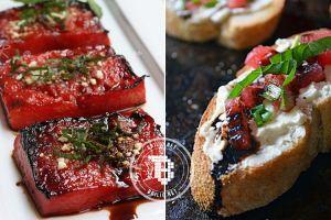 12 Kreasi menu semangka yang nggak biasa, dijamin segar dan ketagihan!