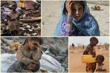 20 Foto anak-anak di negara miskin ini bikin terenyuh, kasihan!