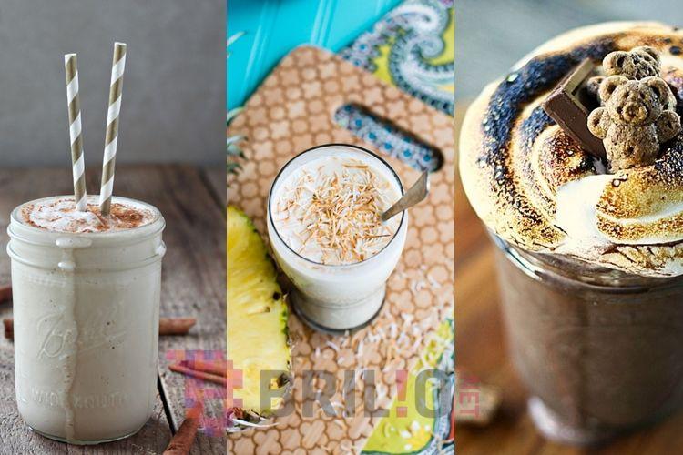 12 Resep milkshake ini dijamin beda dari yang ada di cafe, coba yuk?