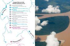 Peneliti ungkap keberadaan sungai di Gurun Sahara, wow!