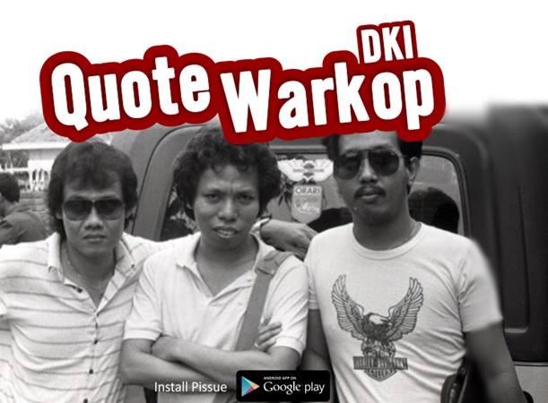 15 Ucapan legendaris Dono, Kasino, Indro dalam Film Warkop DKI, ingat?