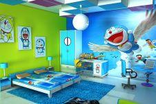 15 Dekorasi rumah berkonsep Doraemon ini unik, jadi kangen masa kecil!