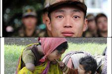 15 Foto ini dijamin akan mengaduk-aduk sisi kemanusiaanmu