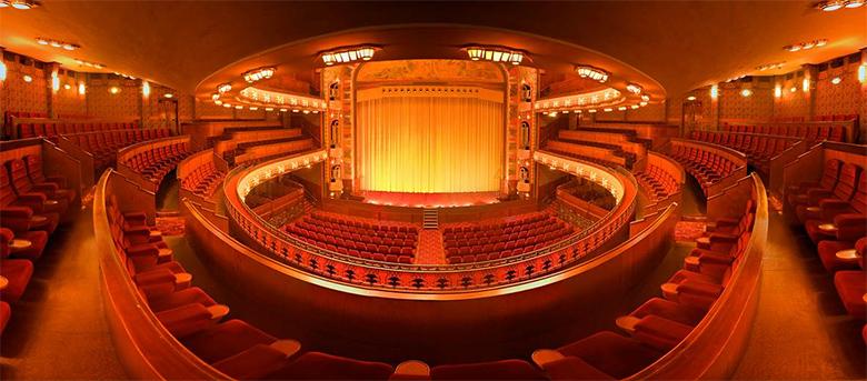 15 Bioskop paling unik dan megah di dunia, bikin betah nonton!