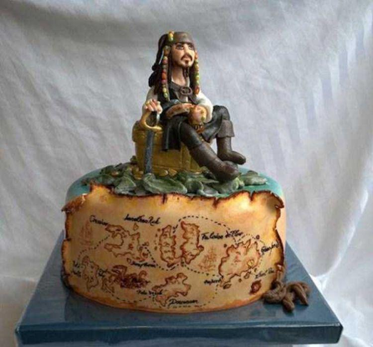 19 Kue ulang tahun lezat ini terinspirasi film populer, suka deh!
