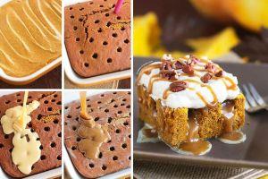 15 Kreasi poke cake ini tak hanya lezat tapi juga sehat lho, nyam!