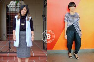 15 Fashion item yang bikin cewek gendut tetap tampil kekinian