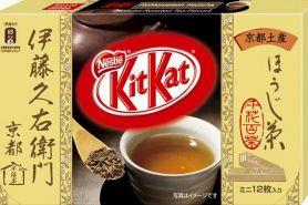 20 Rasa Kit Kat aneh yang cuma ada di Jepang, ada yang rasa garam!