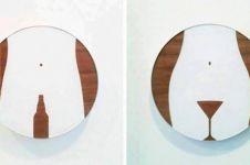 10 Simbol toilet ini unik dan tak seperti biasanya, kamu paham nggak?