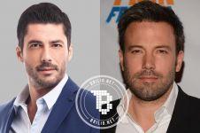Pamir Pekin, aktor Turki yang mirip dengan Ben Affleck