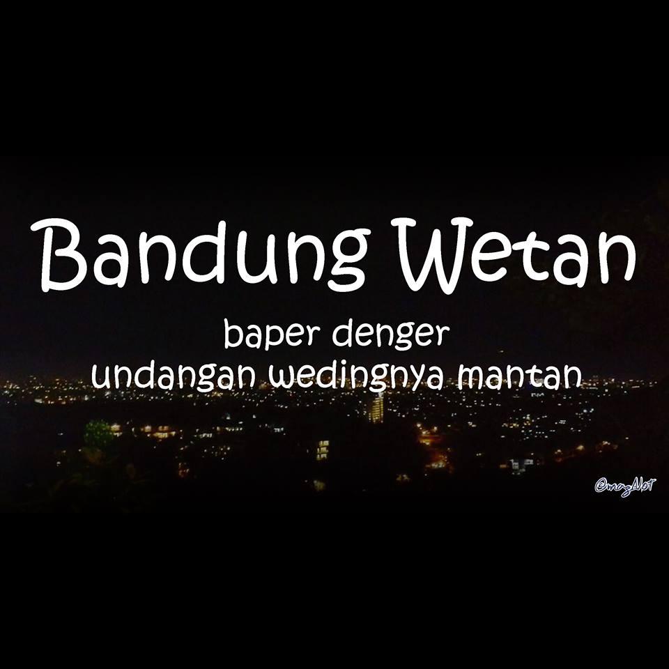 30 Pelesetan nama kecamatan di Bandung lucu tapi bisa bikin