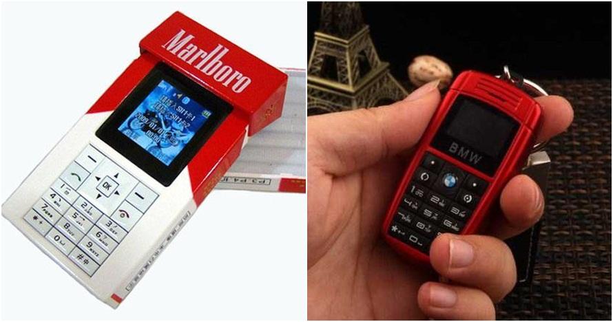 18 Desain ponsel aneh buatan China yang bikin gagal paham