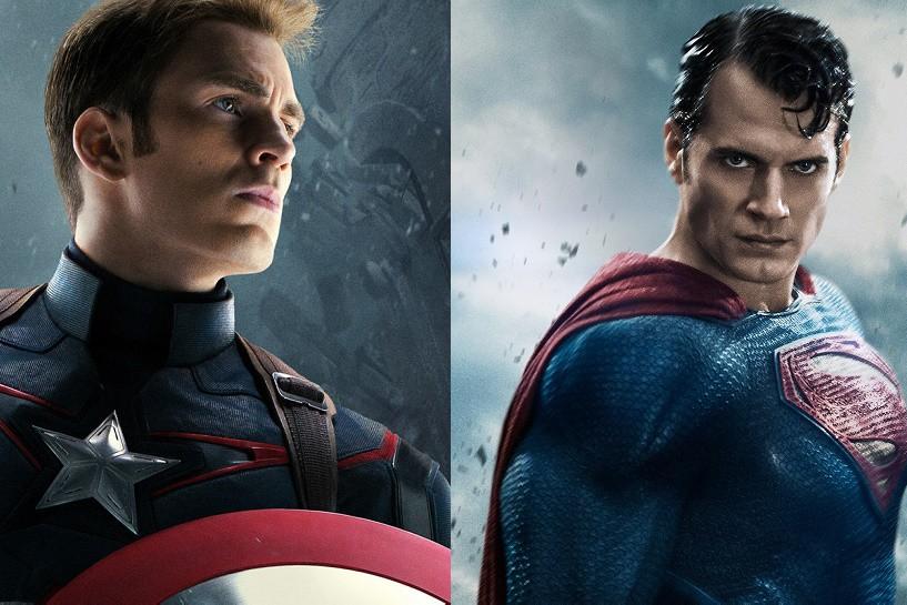 Satu perbedaan mencolok BvS vs Captain America: Civil War, apa hayo?