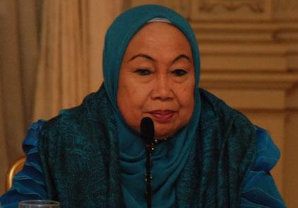 Mantan Menteri Pemberdayaan Perempuan Tutty Alawiyah meninggal dunia